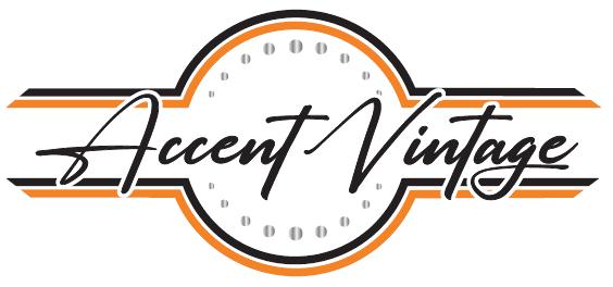 Logo Accent Vintage